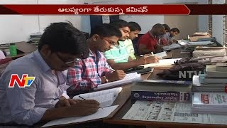 TSPSC Negligence on Gurukul PD Mains Exam Conduct || Telangana || NTV - NTVTELUGUHD