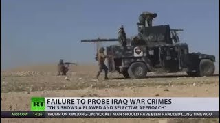 'Selective approach': UNSC failed to investigate war crimes in Iraq – HRW - RUSSIATODAY