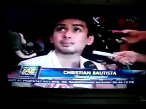 Christian Bautista and Clifford Estrala SCANDAL in Indonesia