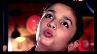 Genext - Alia Bhatt talks about her First Date