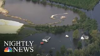 North Carolina Homeowners Without Flood Insurance Face Financial Risk | NBC Nightly News - NBCNEWS