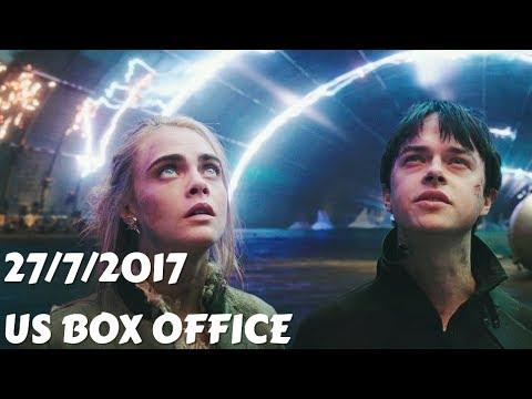 The Reviewer | US Box Office (27/7/2017) أفلام البوكس أوفيس