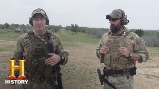 Sniper's Pistol   Presented by 5.11 Tactical   History - HISTORYCHANNEL