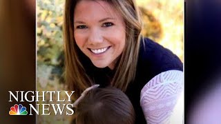 Authorities Search Property Of Missing Colorado Woman's Fiance | NBC Nightly News - NBCNEWS
