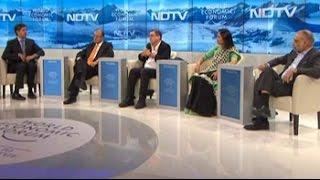 India's next decade at the World Economic Forum debate - NDTV