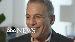 Tony Danza, Ian Nelson on pulling back the curtain on 'There's... Johnny' - ABCNEWS