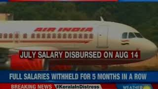 Air India pilots refuse to perform flying duties; demand salary payment in full - NEWSXLIVE