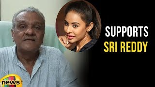 CPI Leader Narayana Supports Sri Reddy And Also Remedies on casting Couch | Mango News - MANGONEWS
