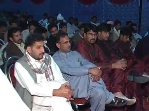 sharafat ali khan chakwal khoday program 30/03/2014 part  2