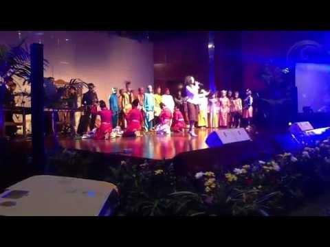 PSM UNPAD - Medley Lagu Nusantara @ Halal Bihalal IKA-UNPAD, Balairung Soesilo Soedarman