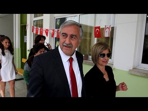 Leftist Akinci sweeps to power in Turkish Cypriot presidential election