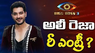 Ali Reza Live Video About Re Entry And Shocking Comments On Bigg Boss 3 Contestants - RAJSHRITELUGU