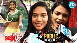 RDX Love Public Response || RDX Love Review || Payal Rajput || Tejus Kancherla - IDREAMMOVIES
