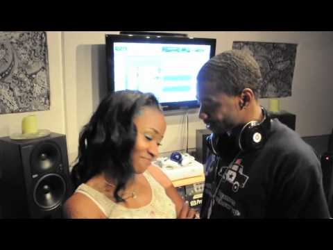Sammie Feat. Diamond Naughty Girl In Studio Performance 2010 Download Link