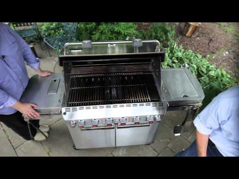 Weber Grills-Grill Marks with Jamie Purviance and David Leite: How to Grill a Perfect Steak 