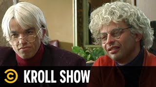 Let's See What's on TV Tonight - Kroll Show - COMEDYCENTRAL