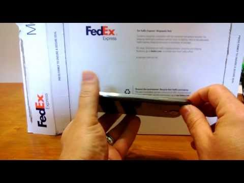 Unboxing of Samsung Galaxy S4