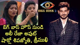Ali Reza Gets Eliminated From Bigg Boss 3 House | Bigg Boss 3 Telugu 7th Week Episode Highlights - RAJSHRITELUGU