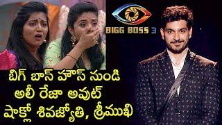 Ali Reza Gets Eliminated From Bigg Boss 3 House | Bigg Boss 3 Telugu 7th Week Episode Highlights - RAJSHRITELUGU