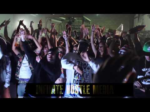 Roach Gigz ft. Kool John - Crack A 40 (Behind The Scenes)
