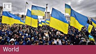 Ukraine's unpredictable three-way presidential race - FINANCIALTIMESVIDEOS