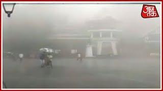 देश पर फिर बरपा बाड़ का कहर ! - AAJTAKTV