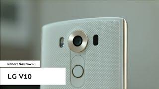 LG V10 Rozpakowanie i konfiguracja | Robert Nawrowski