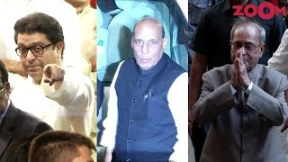 Famous Politicians at Isha Ambani & Anand Piramal Wedding in Mumbai - ZOOMDEKHO