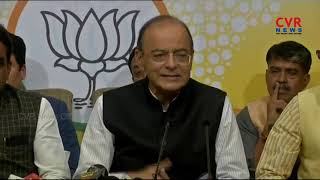 Arun Jaitley On Andhra Pradesh and West bengal Revoking CBI Pass | CVR News - CVRNEWSOFFICIAL
