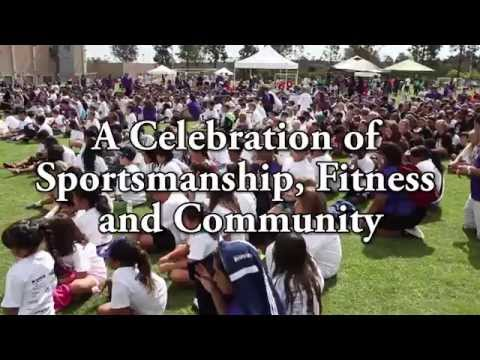 Boys & Girls Clubs of Greater San Diego Summer Games 2014
