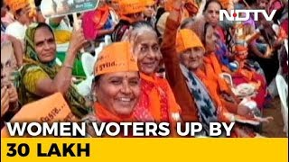 Gujarat Elections: The Fight For Women's Vote - NDTV
