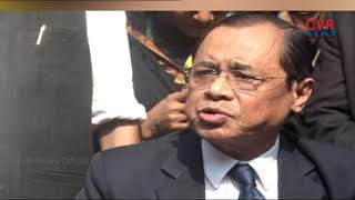 Justice Ranjan Gogoi Takes Oath As 46th Chief Justice of India | CVR News - CVRNEWSOFFICIAL