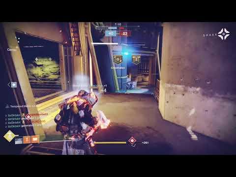Destiny 2 [ MONTAGE [ RUSH 2.0 ] ] Gameplay by SirDirtalot [ Sunbreaker [ v45 ] ]