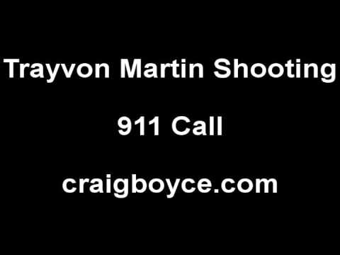Trayvon Martin Shooting 911 Call