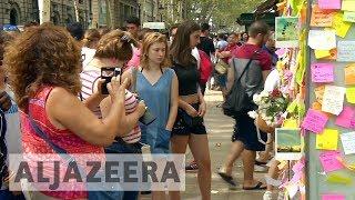 Spain to increase security after attacks - ALJAZEERAENGLISH