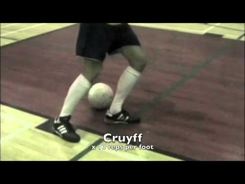 Improve Soccer Dribbling - Soccer Dribbling Drills - The Soccer Essentials