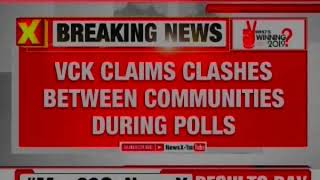 VCK files complaints with Election Commission to conduct repolling - NEWSXLIVE