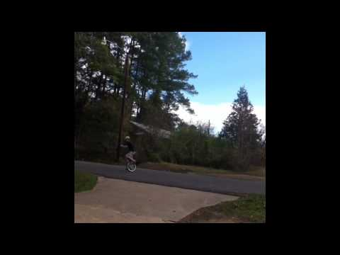 Cool Unicycle Tricks