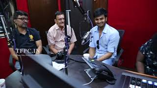 Sammohanam Movie Oohalu Oorege Gaalanthaa Song Launch At Red FM Hyderabad | TFPC - TFPC