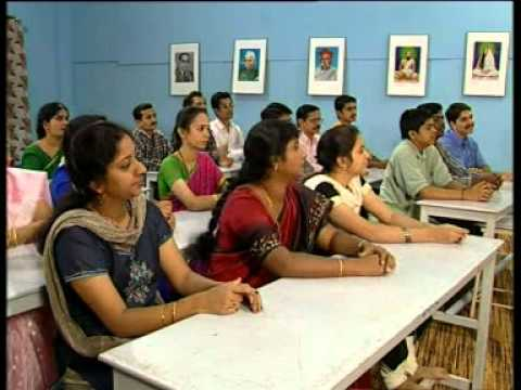 Sanskrit Language Teaching Through Video -- Part 1