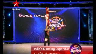 Foot tapping performances on India's Dancing Superstar