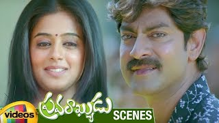 Priyamani Accepts Jagapathi Babu's Love | Pravarakyudu Movie Scenes | Sunil | Mango Videos - MANGOVIDEOS