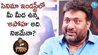Sekhar Suri Clarifies About Rumours On Him || Frankly With TNR || Talking Movies With iDream - IDREAMMOVIES
