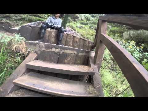 Paseo Ciclista a paso de Cortes e Iztaccihuatl