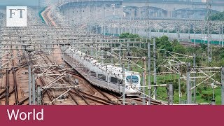 China's high speed rail boom - FINANCIALTIMESVIDEOS