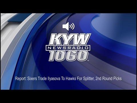Report: Sixers Trade Ilyasova To Hawks For Splitter, 2nd Round Picks (Audio)