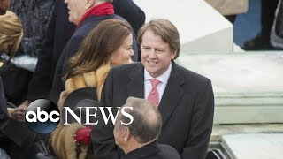 McGahn meets with Mueller on Russia probe - ABCNEWS
