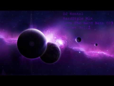 DJ Kontol - HardStyle Mix - love The Hard Bass CD3 - Violet Vol 2