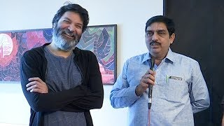 ONAVA Cartoon Book Launched By Director Trivikram | TFPC - TFPC