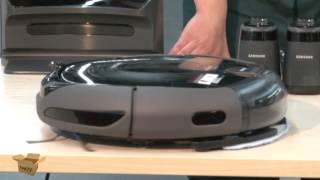 Пылесосы Samsung и LG - знакомимся с роботами